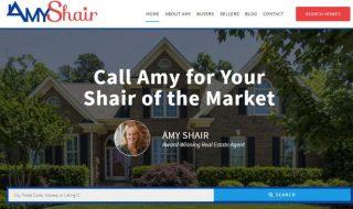 Real Estate Agent Website