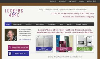 Wholesale Lockers Website