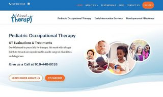 Occupational Therapist Website