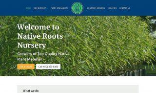 Plant Nursery Website