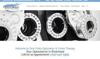 Optometry Website