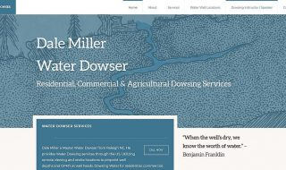 water-dowser-website