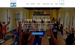 yoga-studio-website