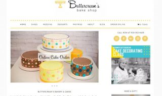 Bake Shop Website