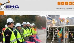 Environmental Demolition Services Website
