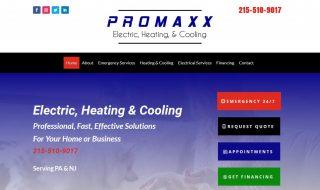 Electrical  HVAC Website