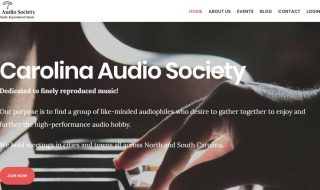 Music Society Website