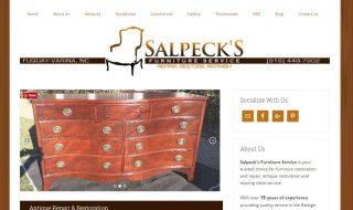 Furniture Service Website