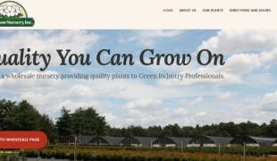 Plant Nursery Website