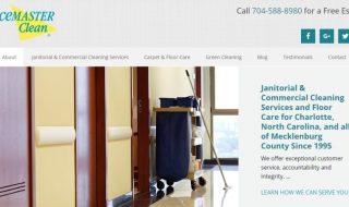 Service Master Website