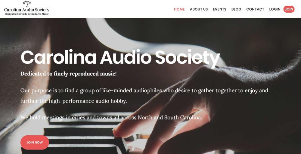 Music Society Website