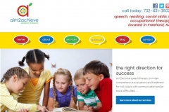 Speech Therapy Website