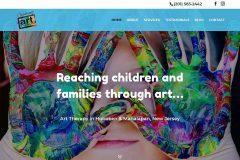 Art Therapist Website
