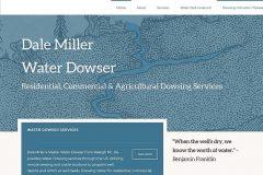 Water Dowser Website